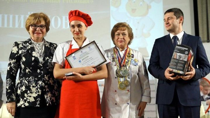 Пермскую школьную столовую признали лучшей в России