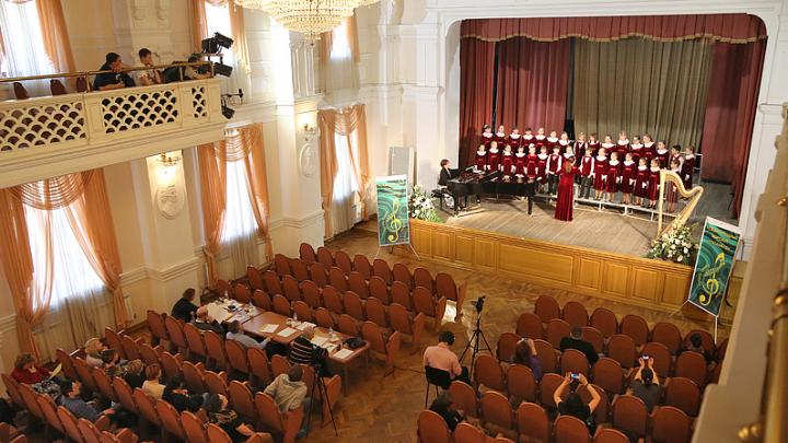 Два школьных хора из Перми стали лауреатами международного конкурса