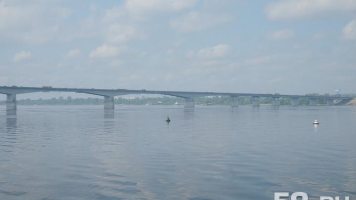 «Пермблагоустройство» расторгло контракт по ремонту Коммунального моста
