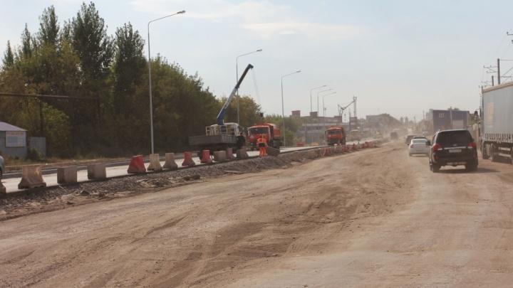 Проезжую часть Заводского шоссе расширят до 14 метров