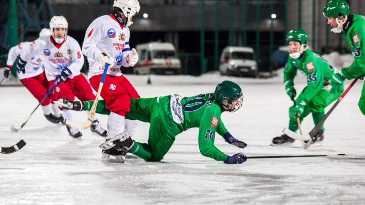 «Водник» отправился в Швецию на подготовку к международному турниру ExTe Cupen