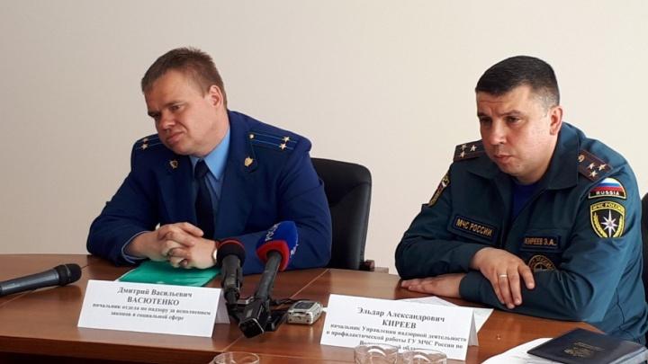 Прокуратура и МЧС хотят раз в год ходить с проверкой по торговым центрам Волгограда
