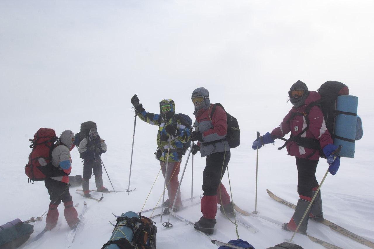 Правильное снаряжение, особенно зимой, самая важная часть похода
