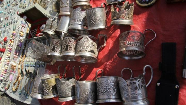 В центре Перми откроется блошиный рынок