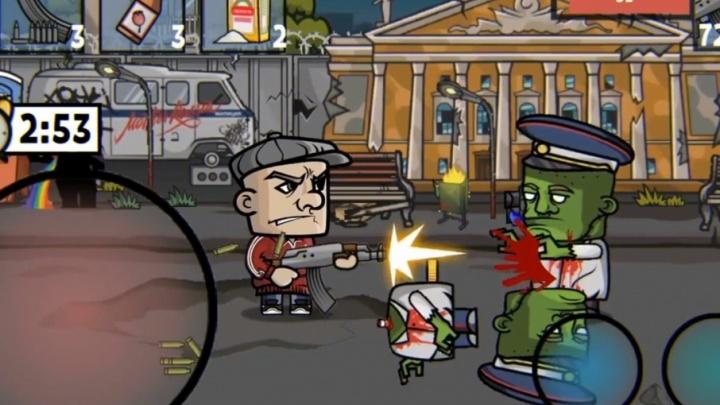 Челябинск появился в мобильной онлайн-игре про зомби