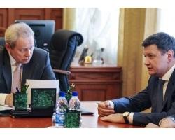 Глава региона провел совещание по строительству моста через Чусовую
