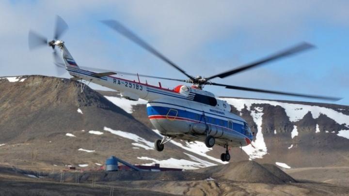 Семьям тюменцев, которые погибли при крушении вертолета Ми-8 в Норвегии, выделят материальную помощь