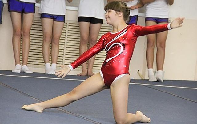 Челябинская гимнастка с синдромом Дауна получит разряды и финансовую поддержку