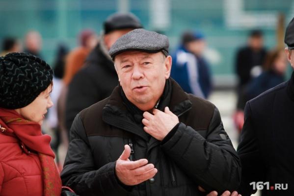 Владимиру Чубу положено ежемесячное пожизненное содержание