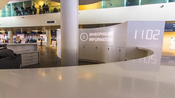 В Самаре в аэропорту Курумоч открылась выставка итальянского художника Марко Грасси