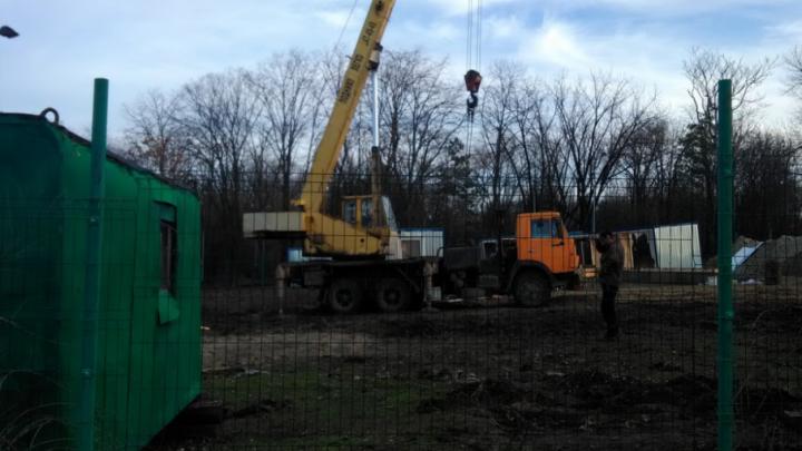 Общественники добились запрета на строительство храма в ростовском парке Собино