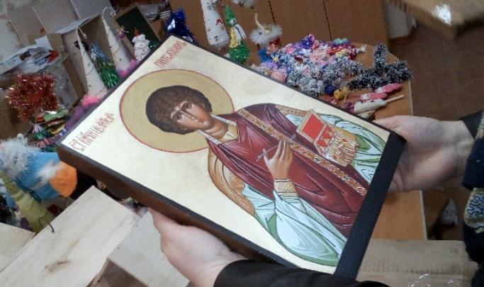 Иконы с зоны: в Рыбинске распродадут вещи, сделанные заключёнными