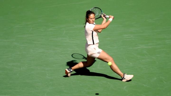 Теннисистка из Тольятти Дарья Касаткина уступила в финале турнира в Индиан-Уэллсе