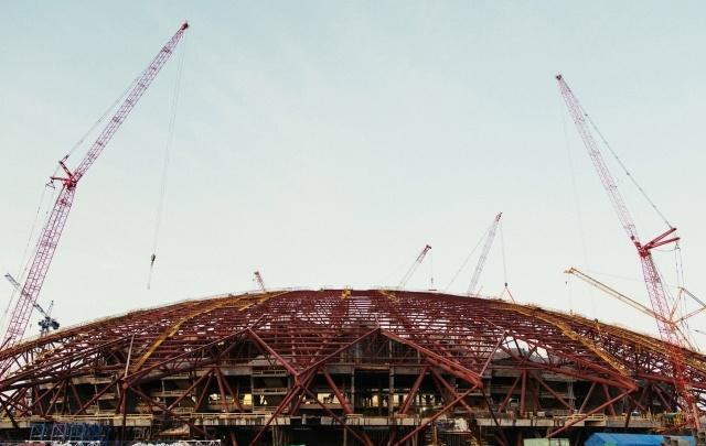В Самаре на стадионе для игр ЧМ-2018 будут продавать пиво