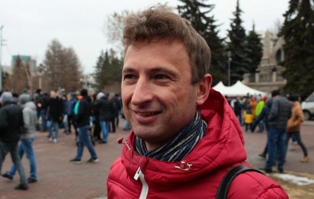В Челябинске задержали 13 участников акции Навального