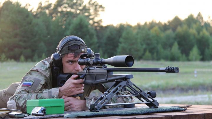 Снайпер из Тюмени примет участие в чемпионате мира по высокоточной стрельбе