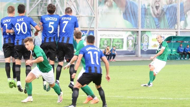 Главный тренер и полузащитник «Шинника» попали в символическую сборную ФНЛ