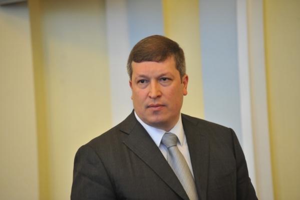 Виктор Неженец – директор департамента строительства Ярославской области
