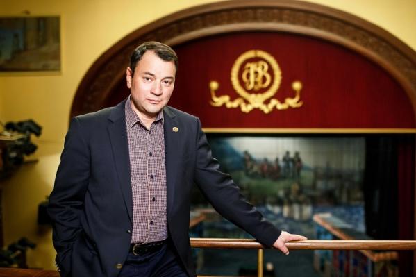 Сегодня Юрий Итин был задержан по подозрению в хищении государственных денег