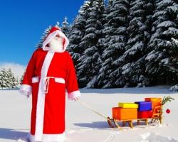 Дед Мороз в Ростове: волшебство с доставкой