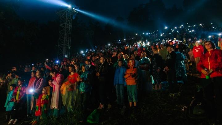 Стала известна программа зимнего Грушинского фестиваля