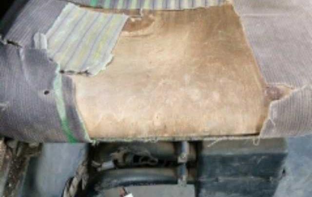 «Как после бомбежки»: ростовчане пожаловались на плохое состояние автобуса № 83