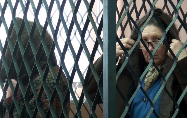 У обвиняемых по делу о Мосейцево сменилось уже 34 адвоката