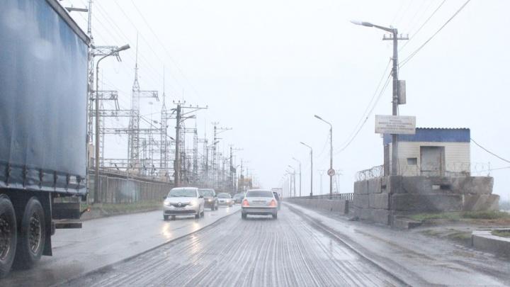 В Волжском стартовал ремонт дороги на Волгоград