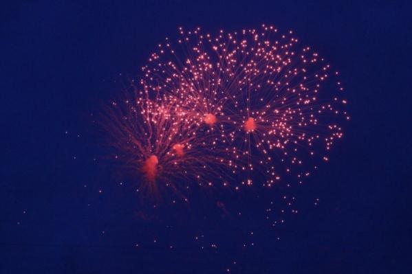 Фейерверк — одно из самых ожидаемых событий новогодних гуляний