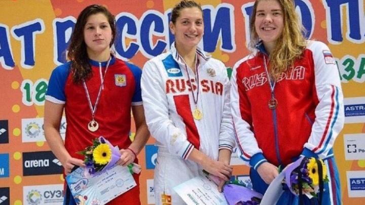 Пловчихи из Самарской области привезли бронзу с чемпионата в Казани