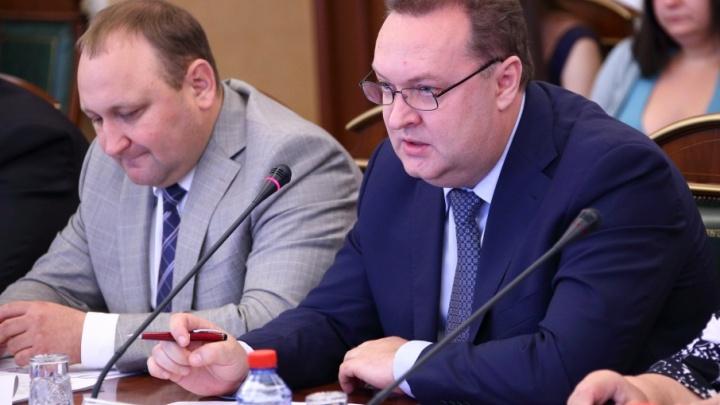 Министра сельского хозяйства назначили заместителем губернатора Челябинской области