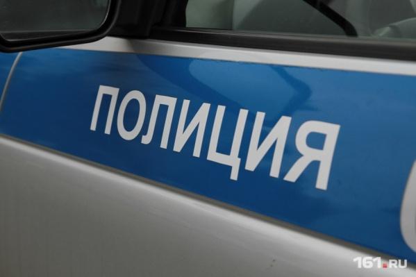 В полиции начали проверку по факту стрельбы в Железнодорожном районе
