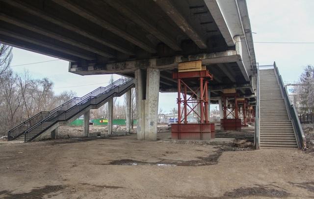 «И к этому привыкнут!»: жителям Самары придется пешком обходить ремонт Южного моста