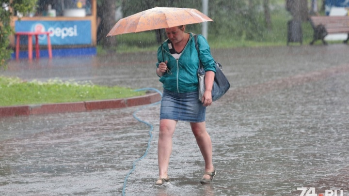 Грозы и сильный ветер: МЧС предупредило о непогоде в Челябинской области