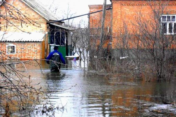 Спасатели предупредили о возможно затоплении прибрежных территорий