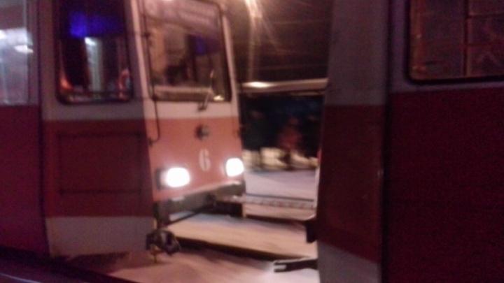 В Ярославле трамваи сбились с расписания