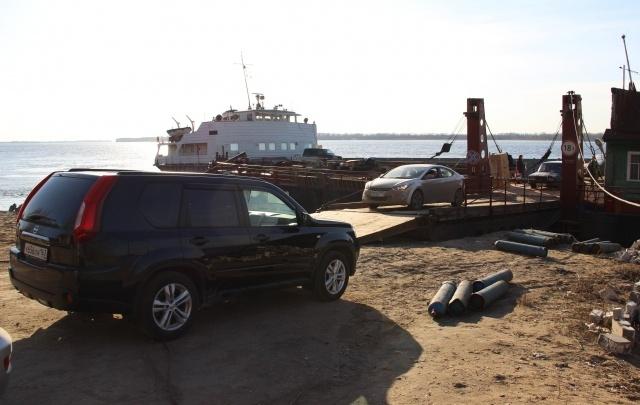 В Самаре 5 апреля откроют паромную переправу с Октябрьского спуска до Рождествено