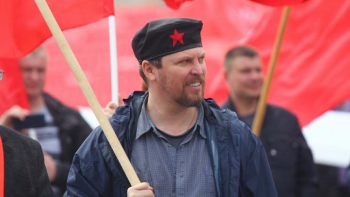 Михаил Матвеев победил в праймериз «Левого фронта»