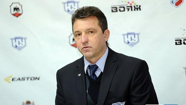 Тюменский «Рубин» пережил смену главного тренера