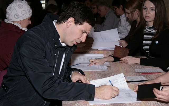 Конституционный суд признал незаконным снятие Юревича с выборов в Госдуму