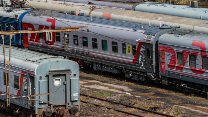 Из-за ЧМ-2018 временно отменят поезд Ростов — Москва