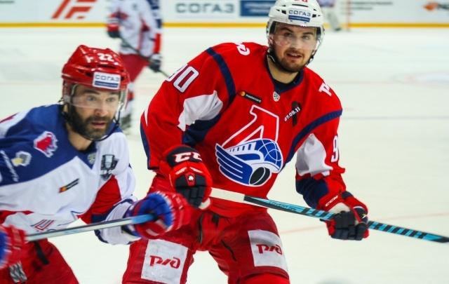 Нападающий «Локомотива» Андрей Локтионов: «Планирую не брить бороду еще месяц!»