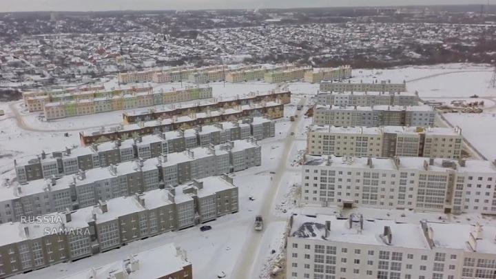 Жители Кошелев-Парка хотят провести референдум за присоединение к Самаре