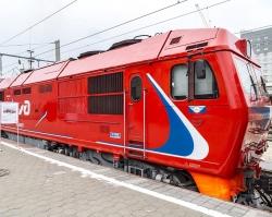 Вокзал Волгоград-1 на день стал выставкой поездов