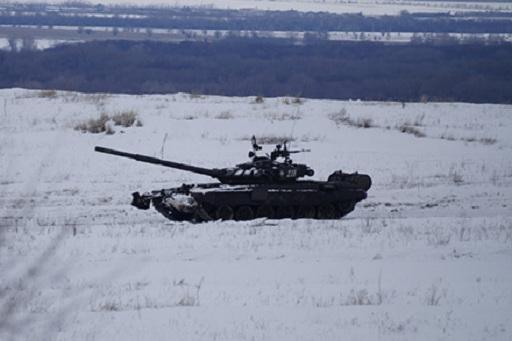 На Чебаркульском полигоне военного насмерть задавило танком