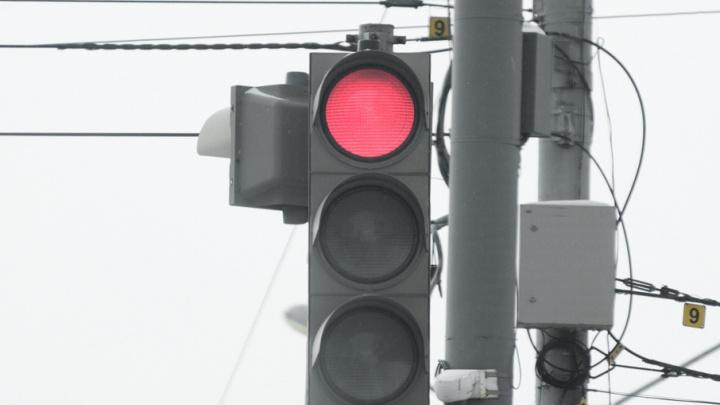 В Перми на одном из перекрестков на день отключат светофор