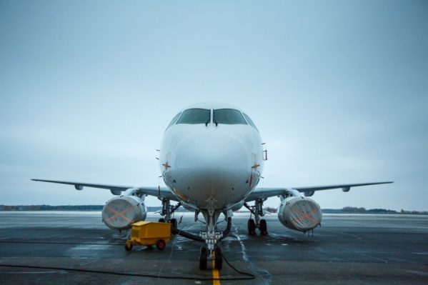 Тюменец устроился в авиакомпанию техником