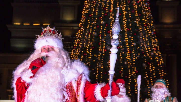 Из Самары пустят поезда на родину Деда Мороза
