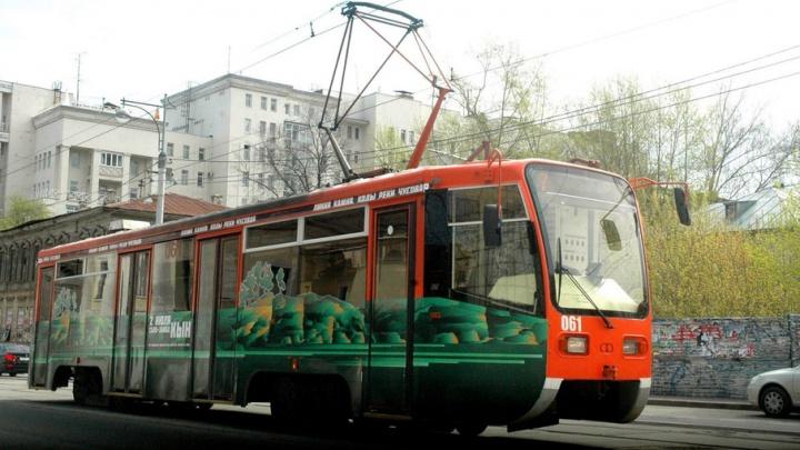 В честь основателя пермского фестиваля Rock-Line в трамвае №4 сыграет известная пермская рок-группа
