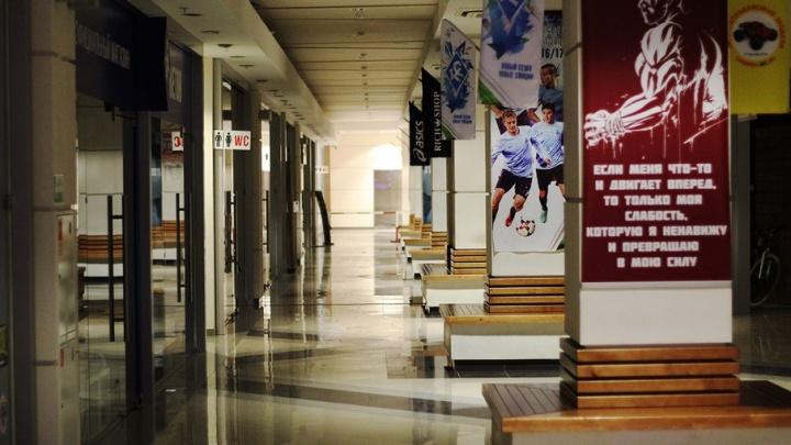 Самаре посоветовали прекратить строительство торговых центров